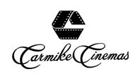 Carmike logo white