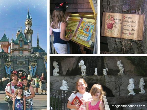 Top 6 things we love about Disneyland, Sleeping Beauty Castle Through