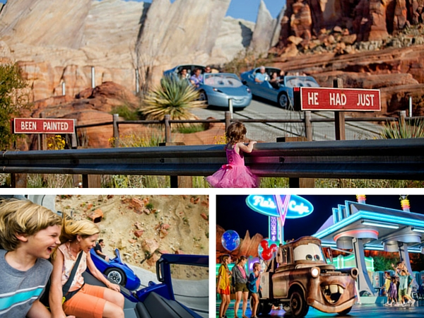 Top 6 things we love about Disneyland, Cars Land