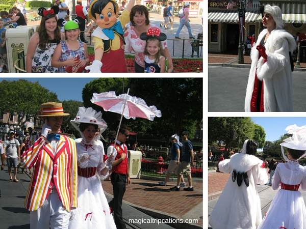 Top 6 things we love about Disneyland, character roaming