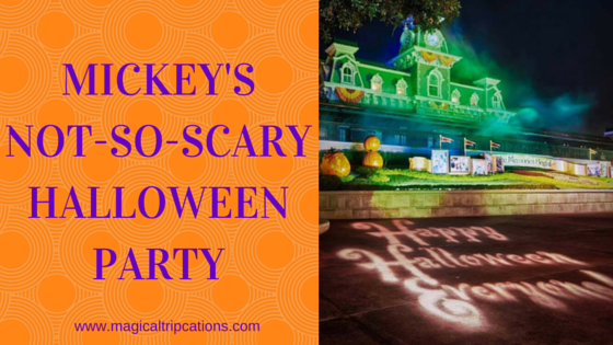Mickey's Not-So-Scary Halloween Party:  See What the BOO is All About!