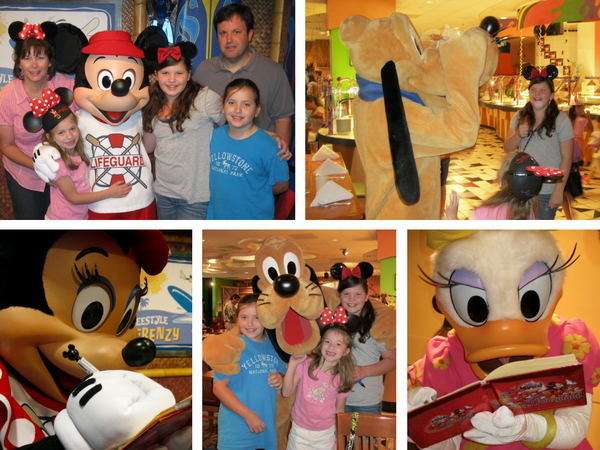 Disneyland Character Dining A How to Guide to Magical Meals