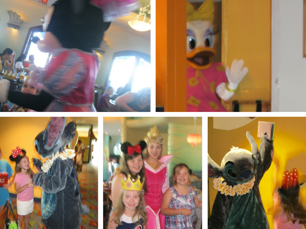 Disneyland Character Dining - a How to Guide to Magical Meals