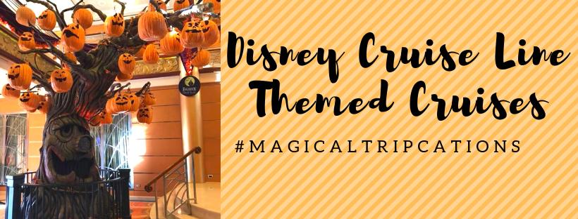 Disney Cruise Line – Theme is Everything!