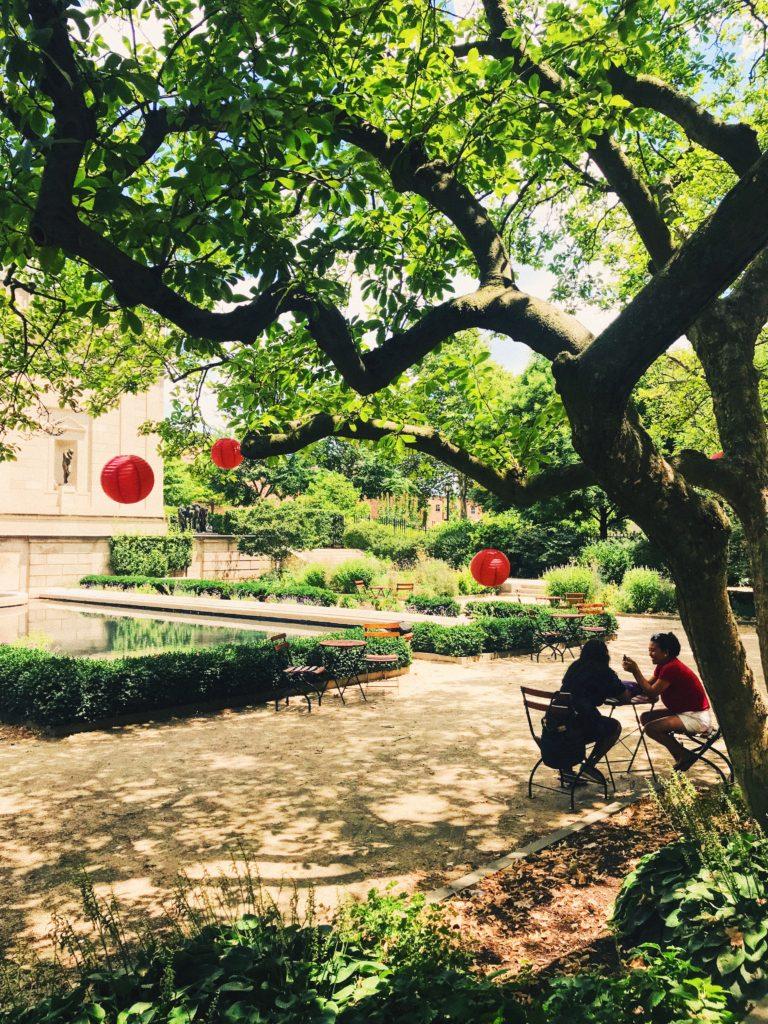 The Rodin's Garden Bar