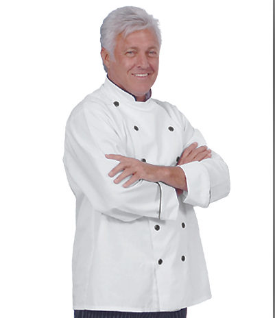 Executive chef coat