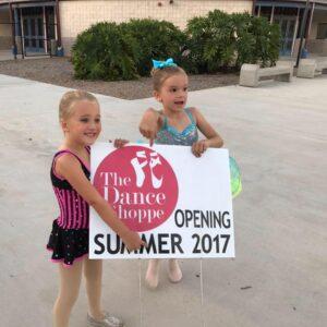 The Dance Shoppe Is Open!