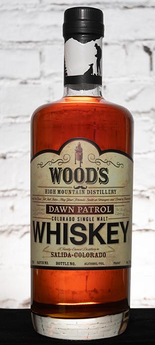 Dawn Patrol Single Malt Whiskey