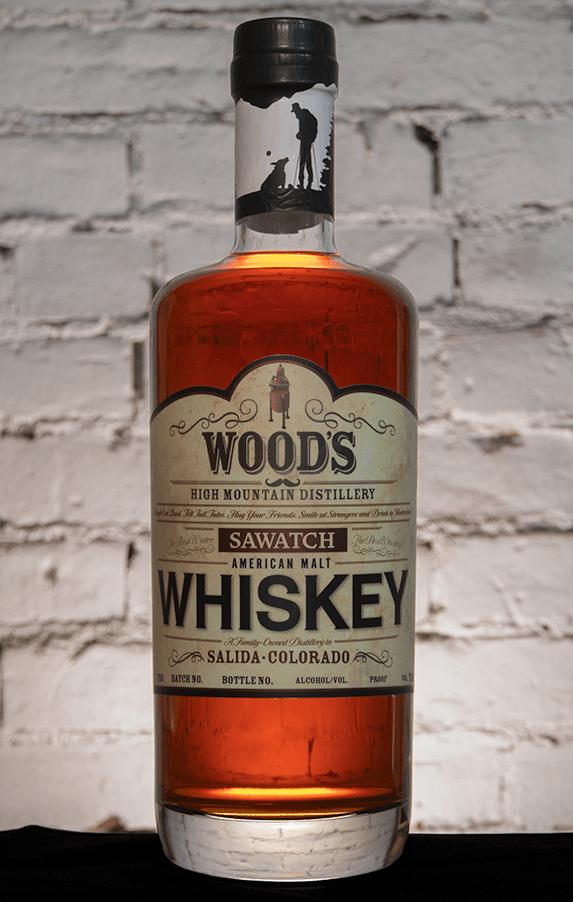 Sawatch American Malt Whiskey