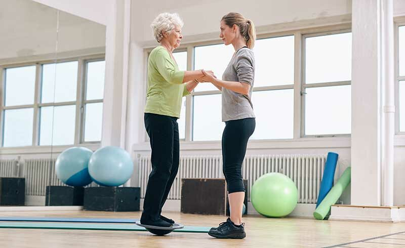 Let's Talk About Fall Prevention