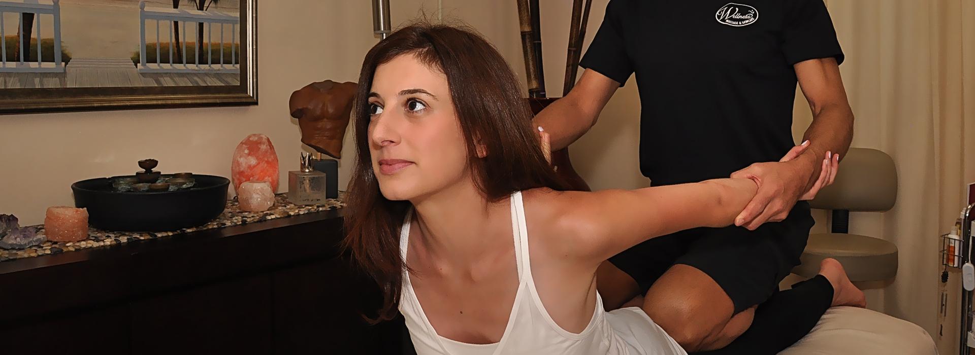 massage and skincare center Boston
