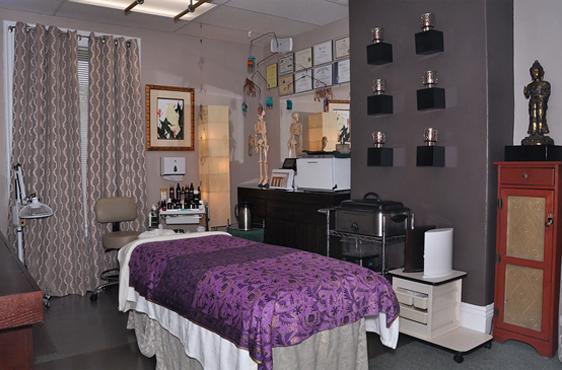 wellness massage and skincare netwon centre