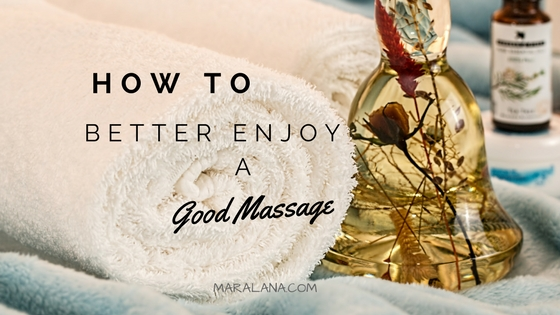good massage