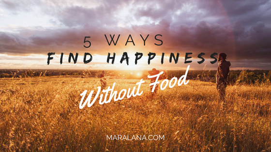 happiness without food