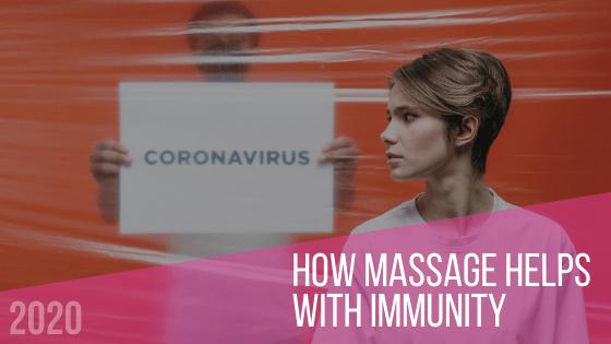 massage help immunity