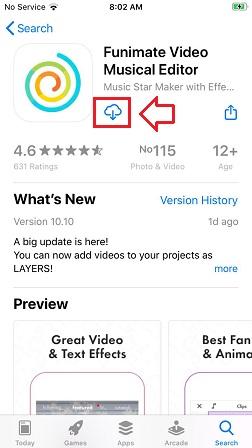 Funimate iOS App Download