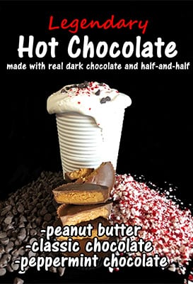 Legendary Hot Chocolate