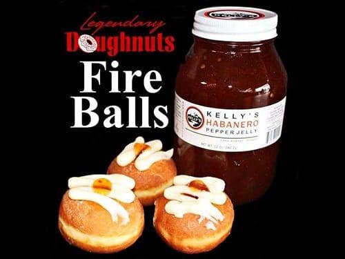 Fire Balls