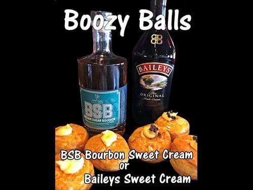 Boozy Balls