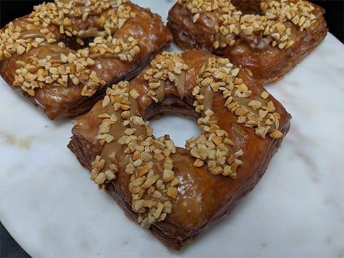 Maple Nut Doughsant
