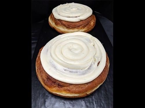 Doughnut Cinnamon Roll