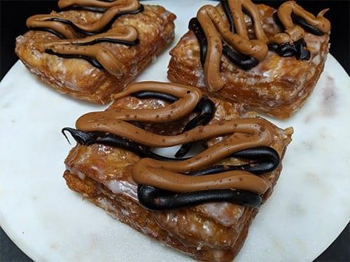 Caramel Mocha Doughsant