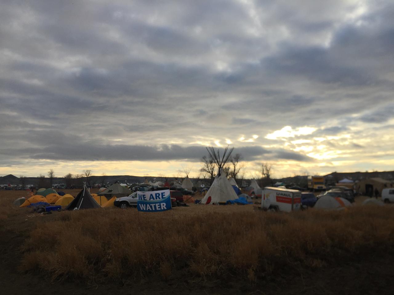Standing Rock, Oil Politics, and the Spanish Civil War