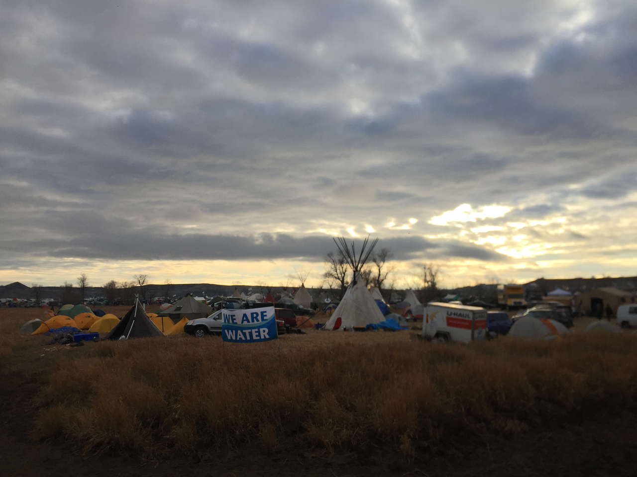 Standing Rock, Oil Politics, and the Spanish Civil War
