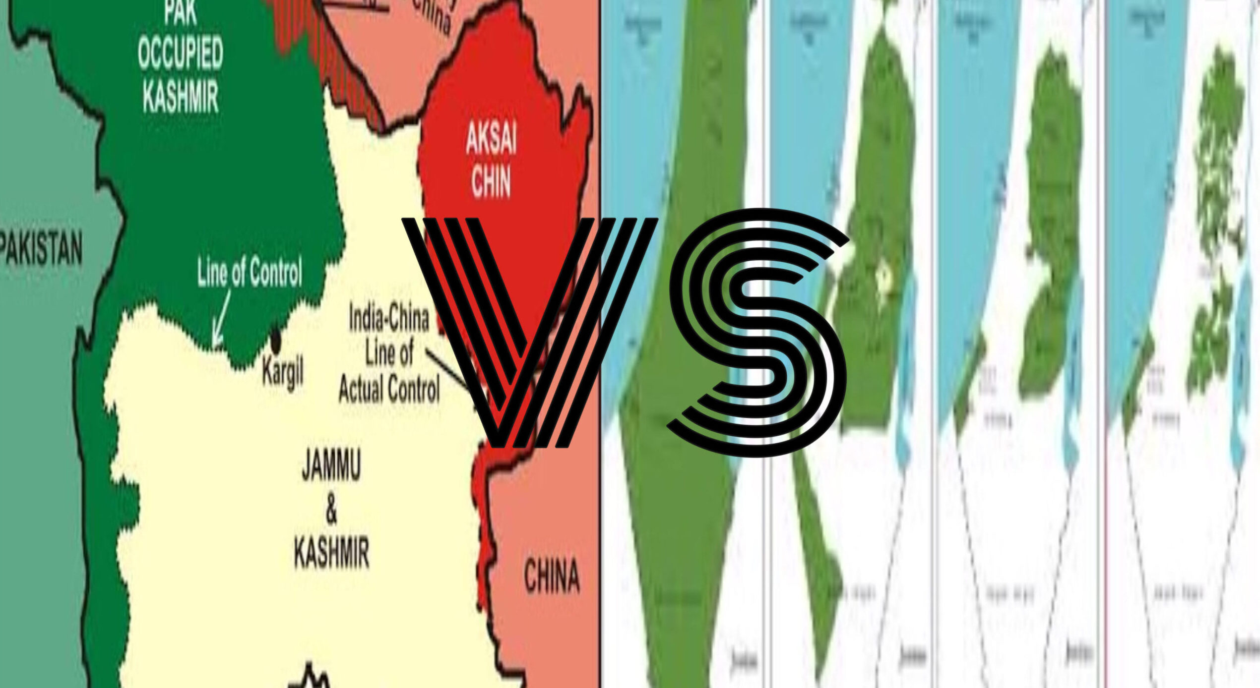 Dispute on Kashmir: Kashmir and Palestine are having similar struggles seeking Human Dignity and Self Determination Rights