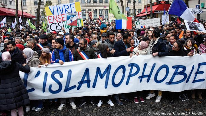 Anti- Islamophobia