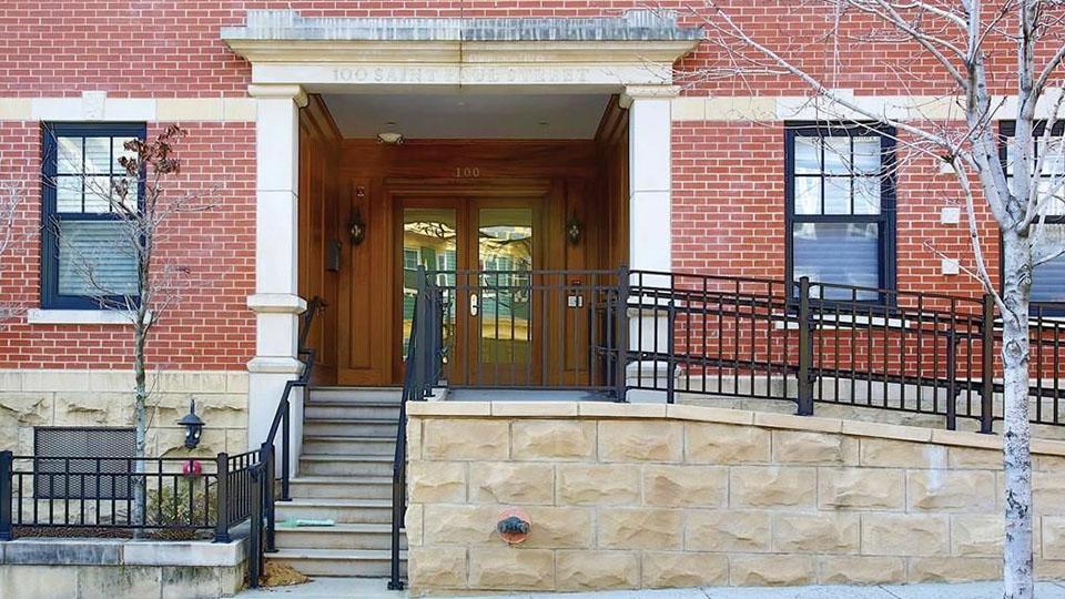 St. Paul Street Home