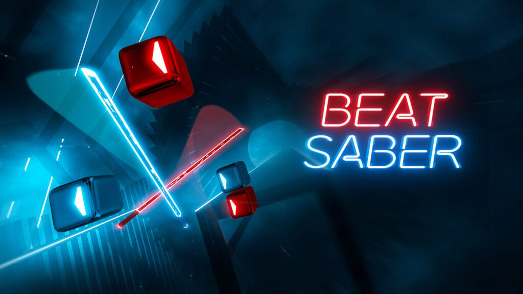 VR Gaming in 2020: Beat Saber