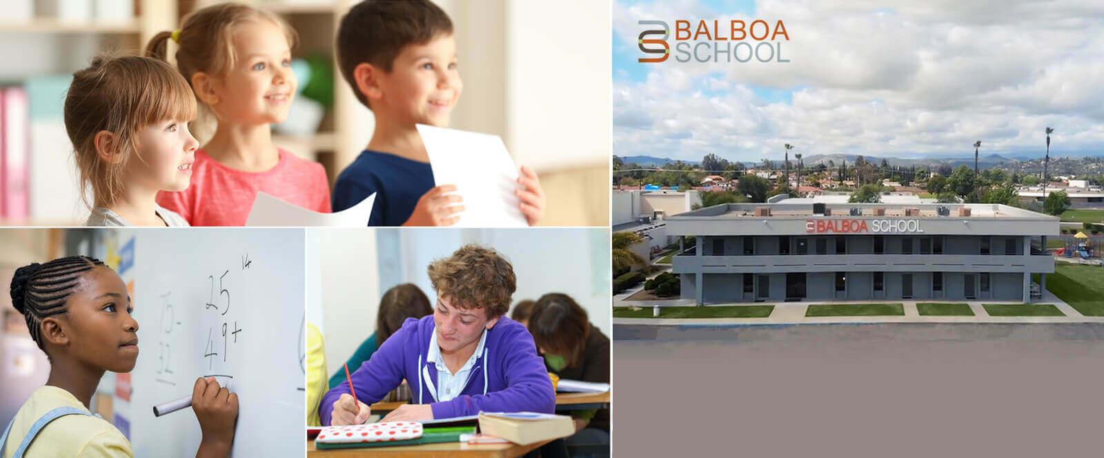 balboa schools