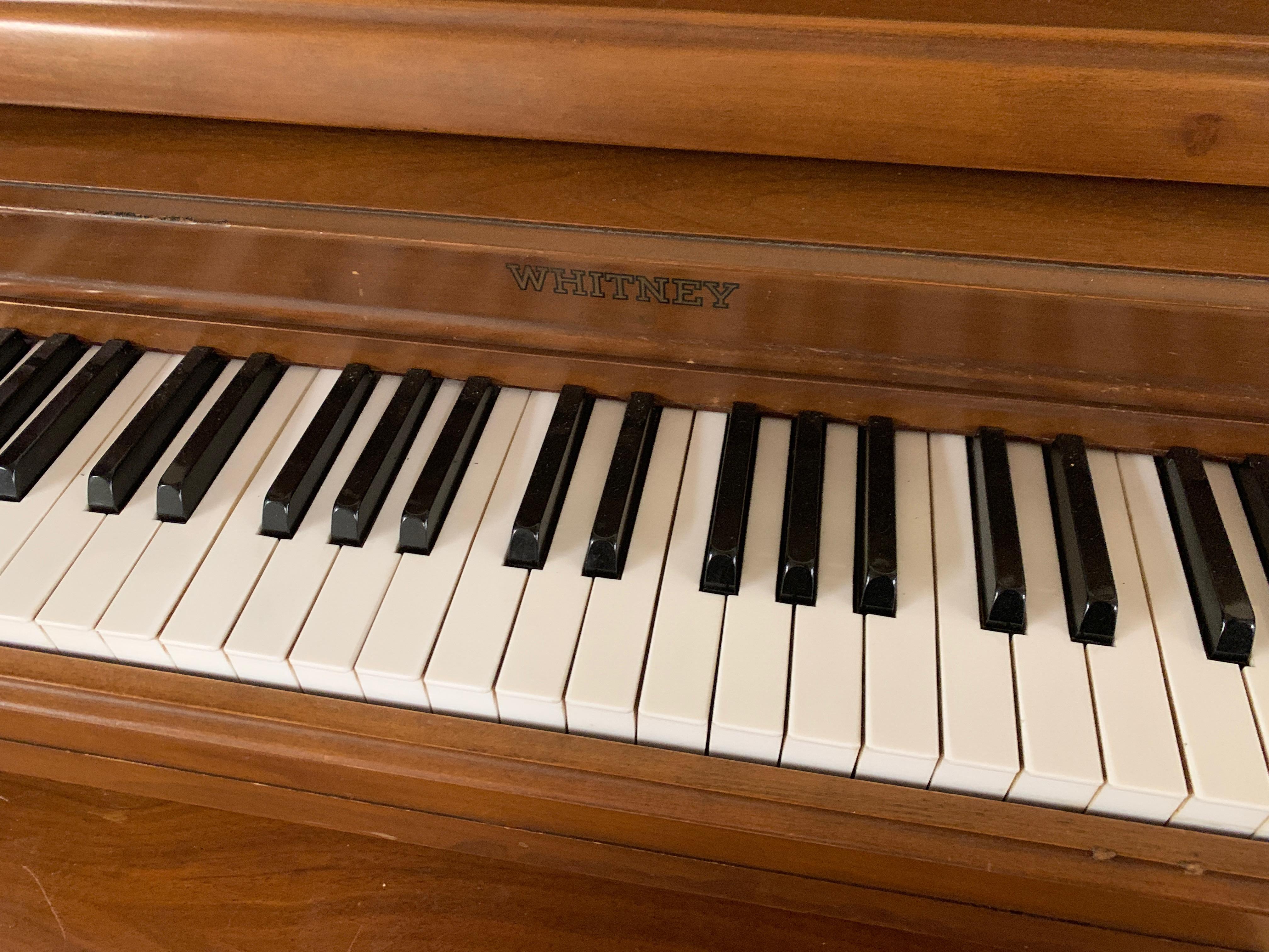 Kimbal Whitney Piano