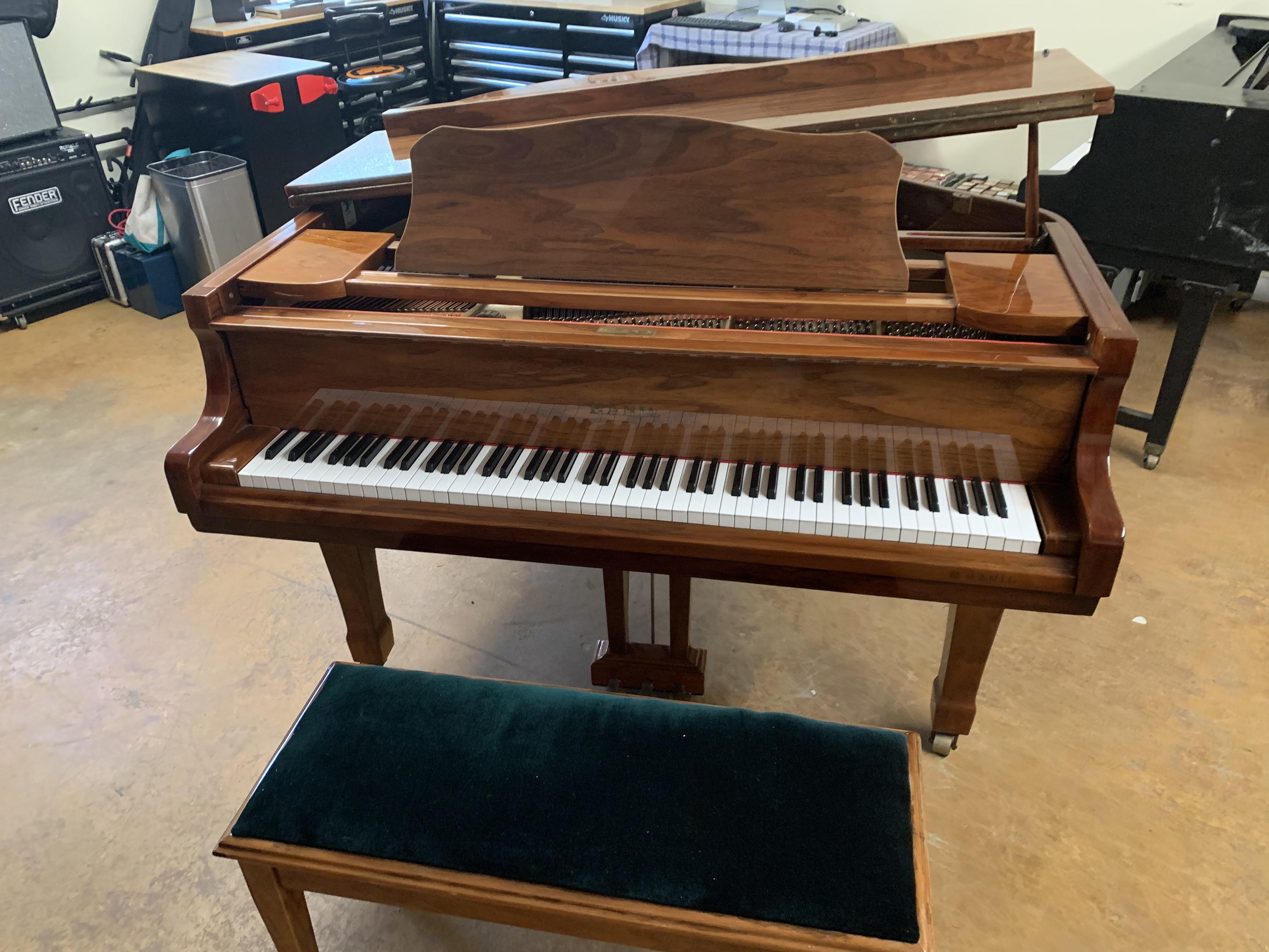 Samick Hanil Baby Grand Piano