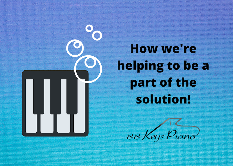 How We're Helping Be a Part of the Solution