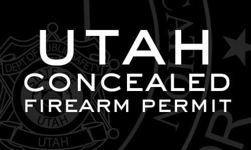 Concealed Carry   Utah Fast