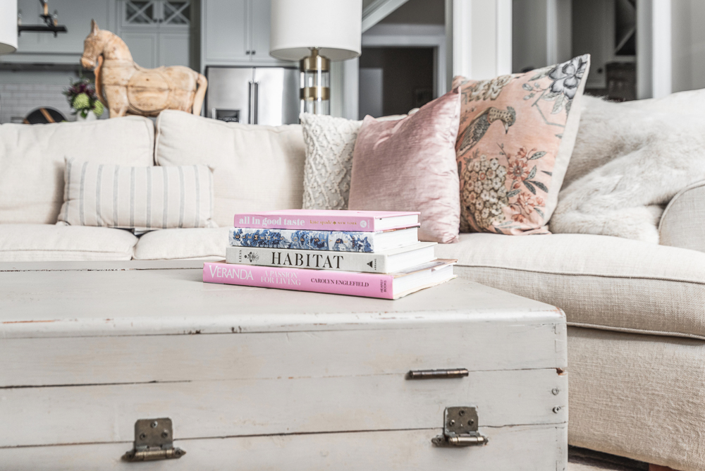 Interior detail by Emilie Smith Photography, Design by Brenna of Domestic Charm