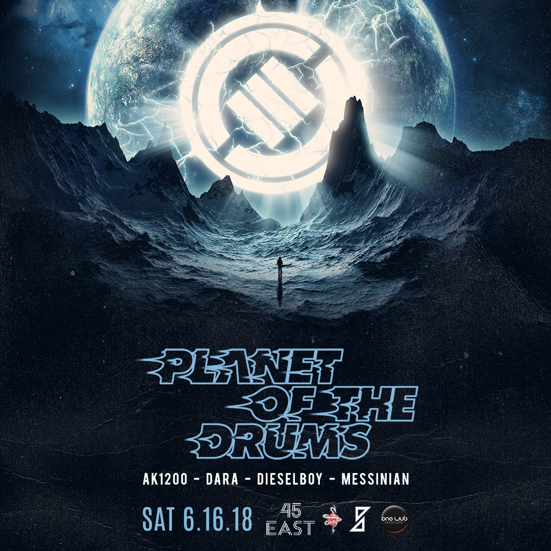 Planet of the Drums