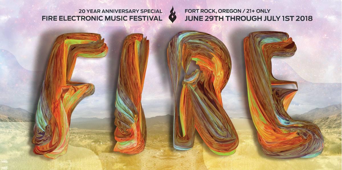 Fire Festival 20th Year