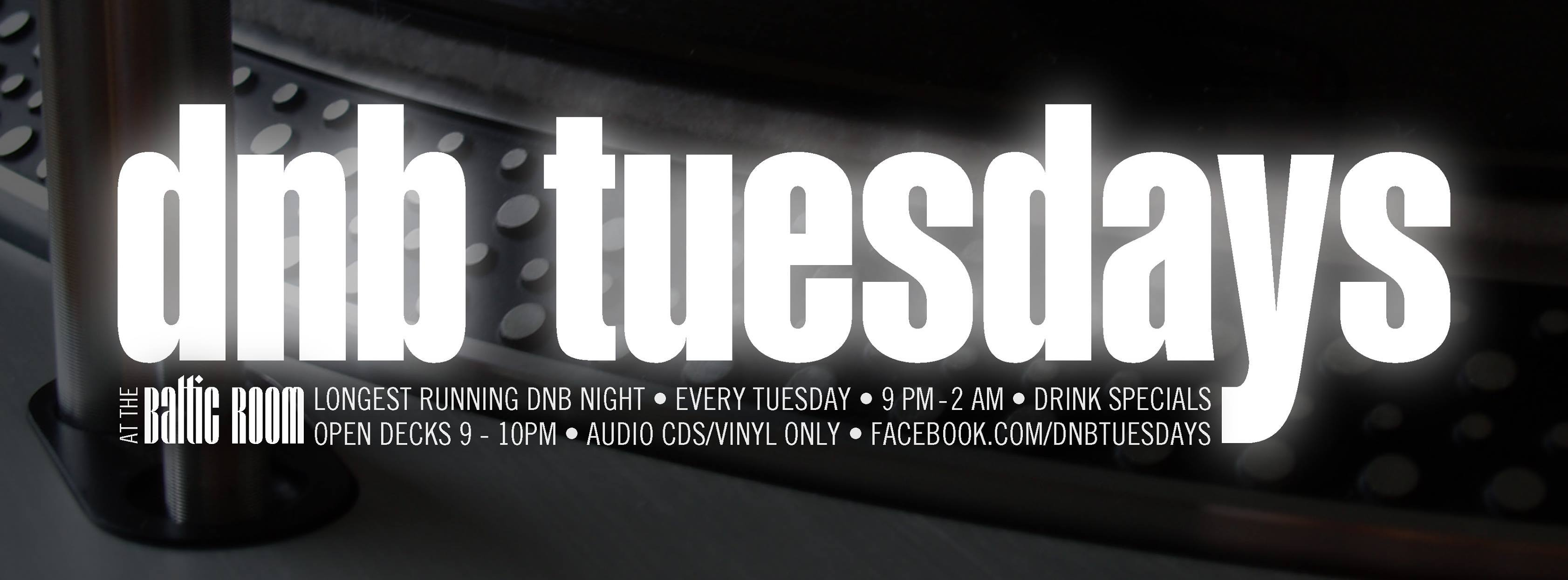 DNB Tuesdays! Zealot's first appearance 11-27-18