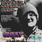 Mr. Solve and Binsky - Disorderly Conduct Radio 021220