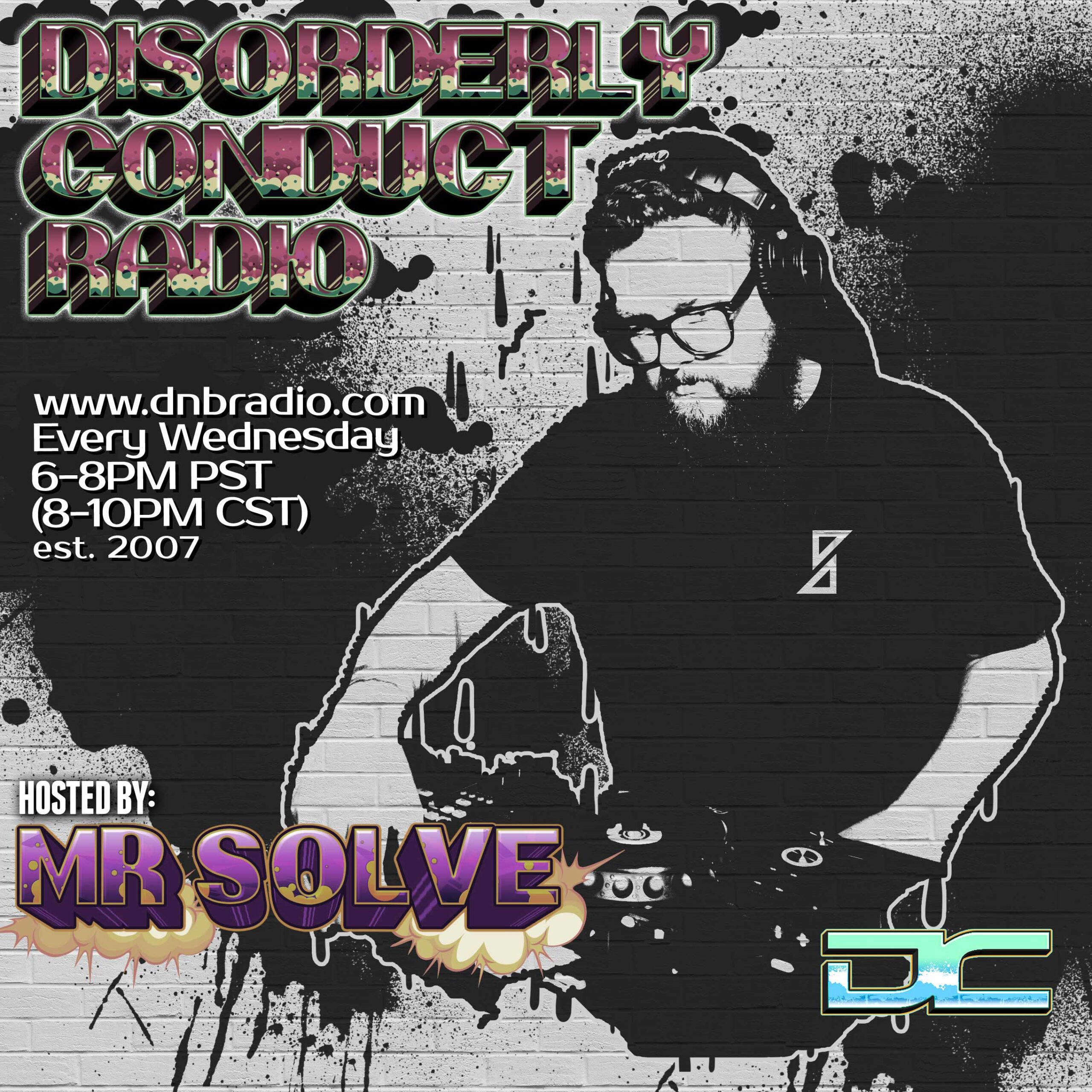Mr. Solve – Disorderly Conduct Radio 120419