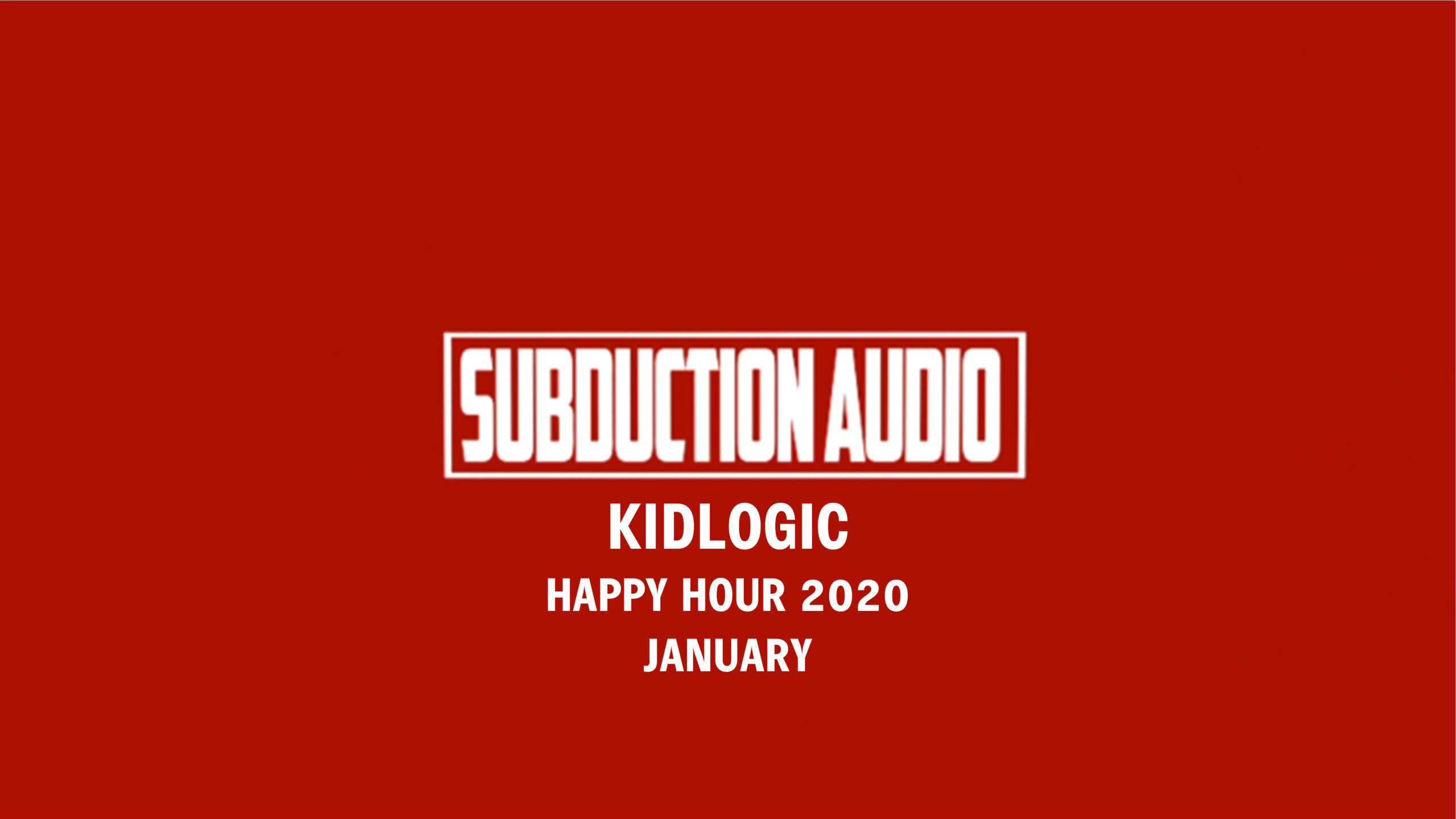 Happy Hour 11 KidLogic Rewind
