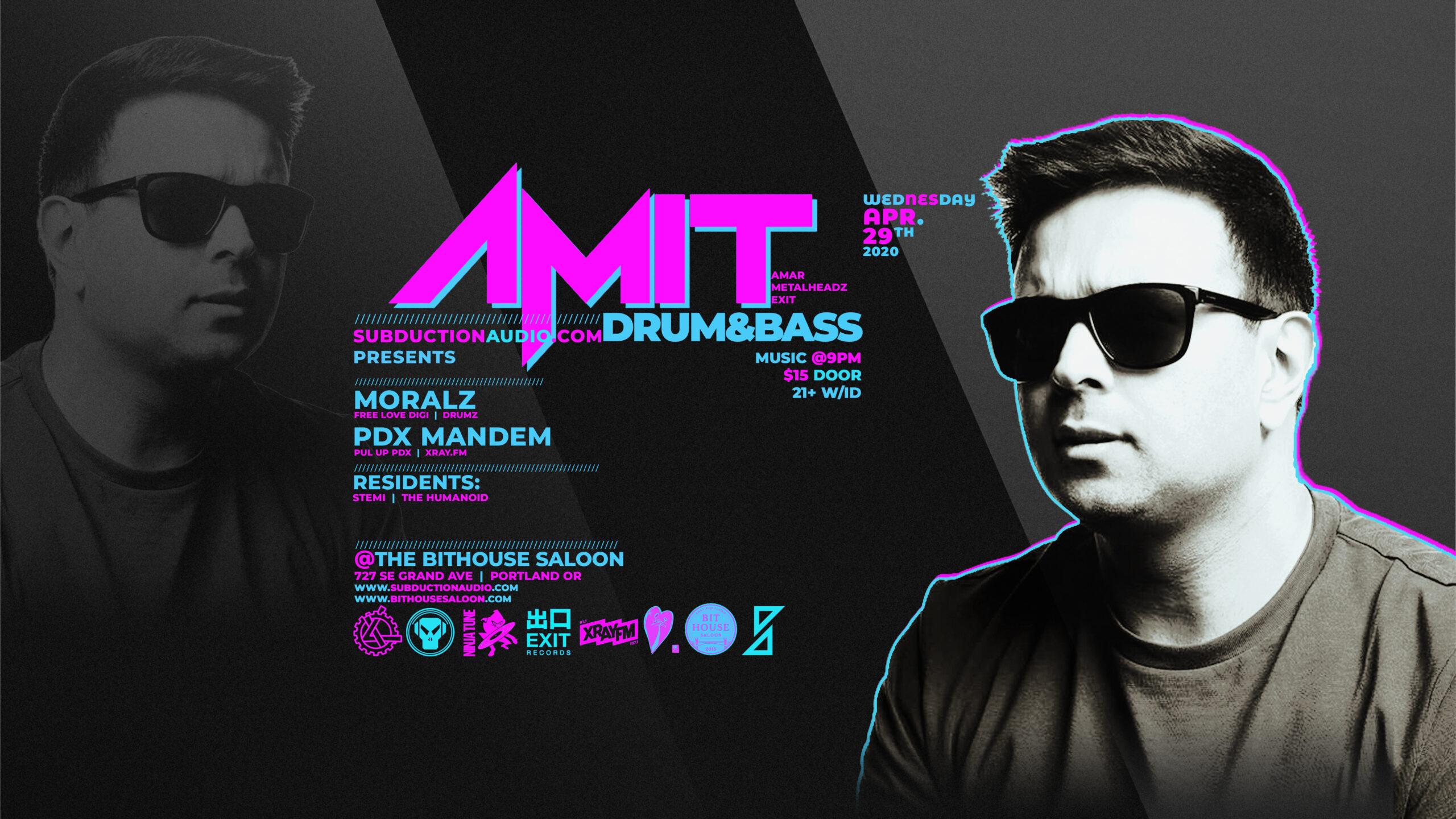 AMIT April 29th