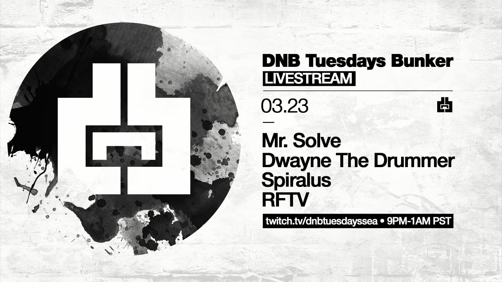 Mr. Solve at DNB Tuesdays March 23, 2021