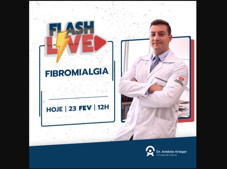 Flash Live – Fibromialgia