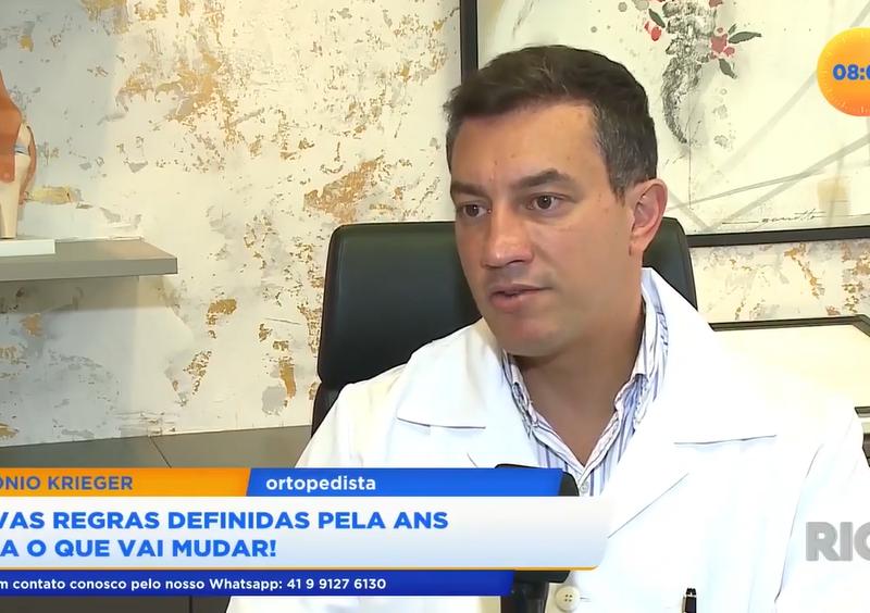 Entrevista para RICTV/Record │ Duas novas cirurgias de coluna ganham cobertura dos planos de saúde