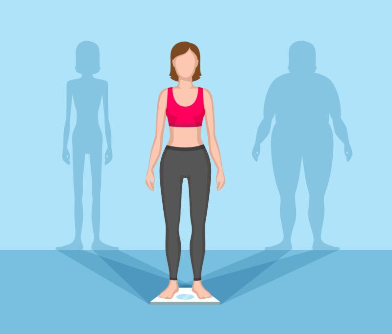 Excesso e falta de peso contribuem para a dor nas costas