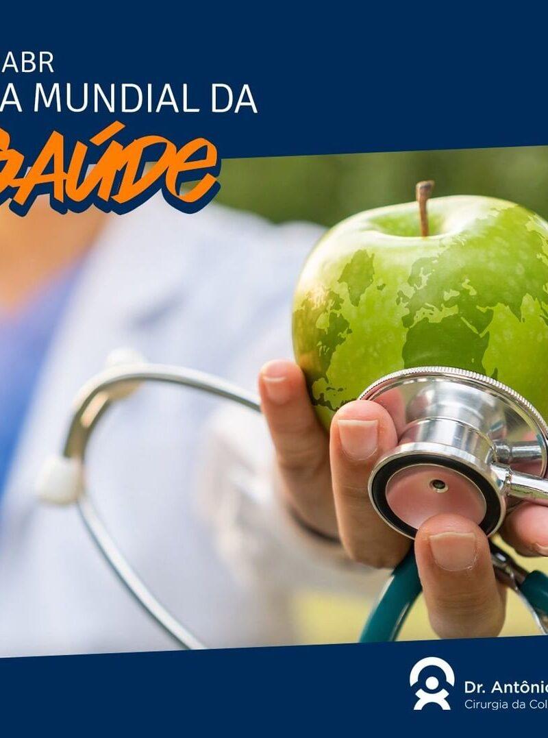 7 de abril – Dia Mundial da Saúde